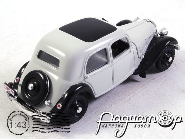 Citroen Traction 7A Belge (1934) (B)