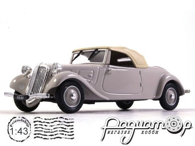 Citroen Traction 11A Cabriolet (1935) (B)
