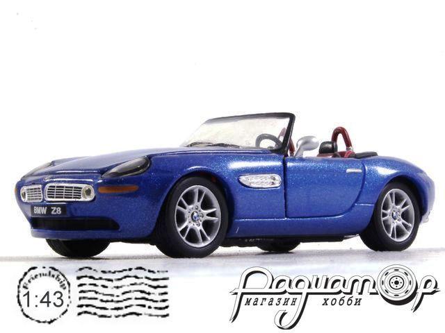 BMW Z8 Roadster (2000) (B)