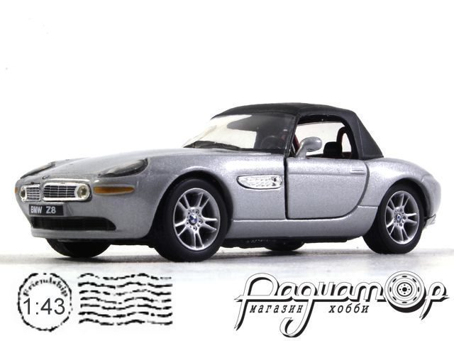 BMW Z8 Roadster Close Roof (2000) (B)