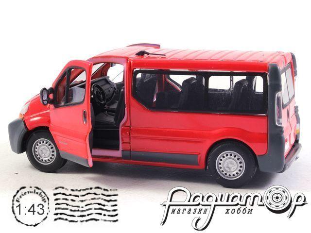 Renault Trafic микроавтобус (2001) 191111 (VZ)