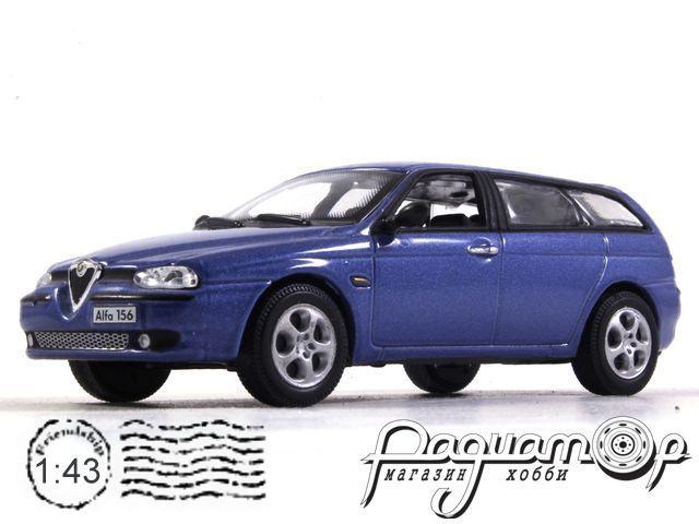 Alfa Romeo 156 (1997) (B)