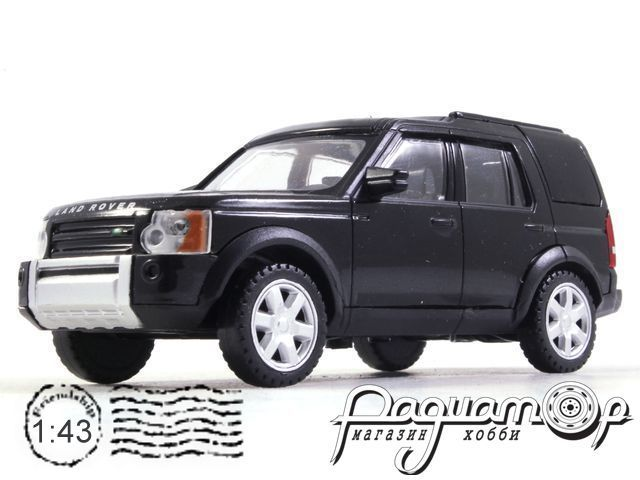 Land Rover Discovery III (2004) (B)