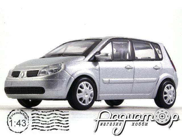 Renault Scenic (2005) (B)