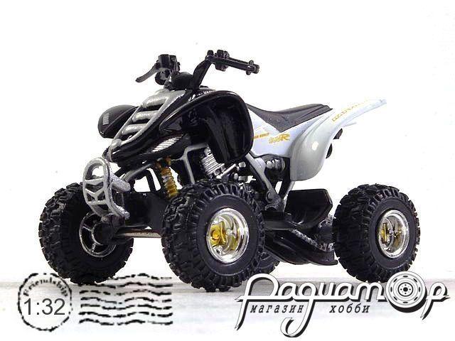 квадроцикл yamaha raptor 660 r (2001) (MI)