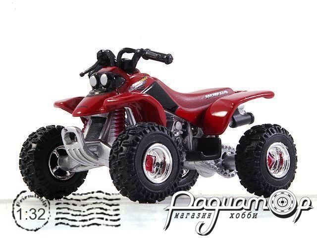 Квадроцикл Honda Sporttrax 400EX (2004) (MI)