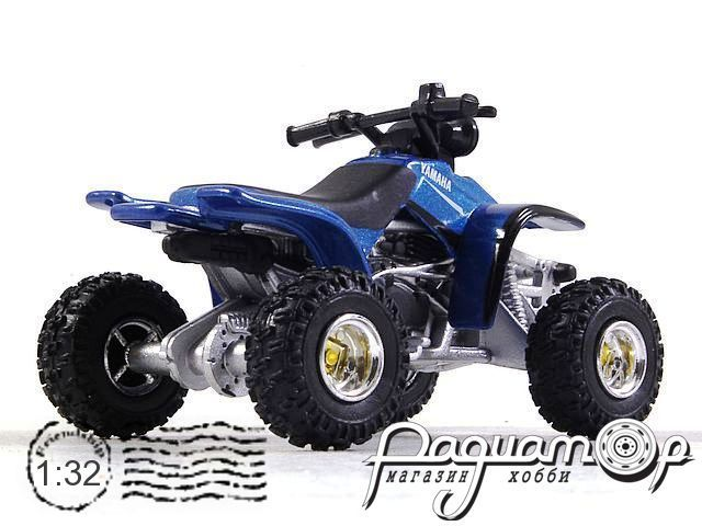 Квадроцикл Yamaha Warrior (2000) (MI)