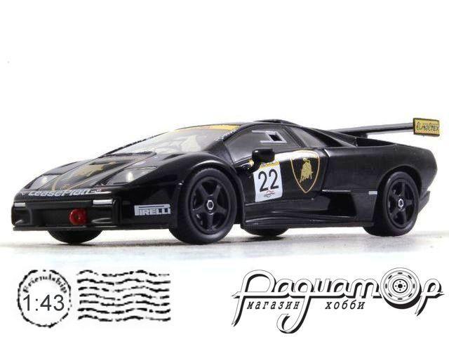 Lamborghini Diablo GT-R №22, Cup (2001) 006A