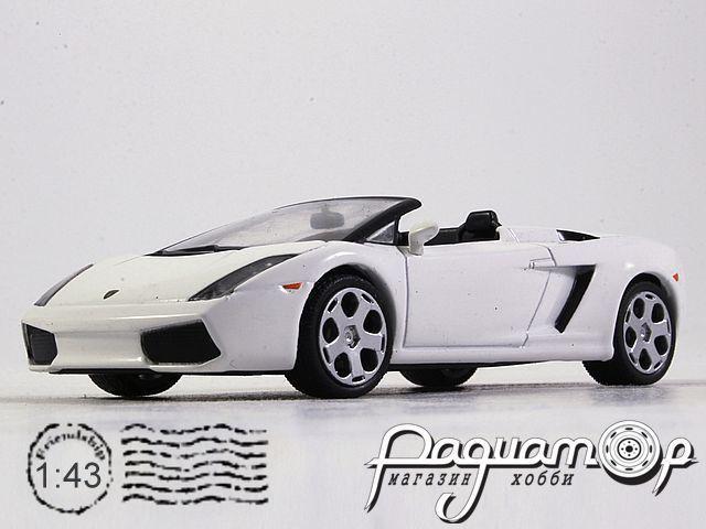 Lamborghini Gallardo Spyder (2005) 008A
