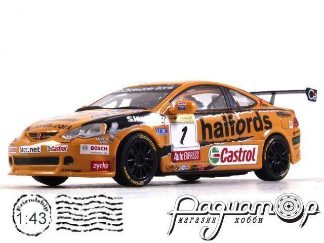 Honda Integra Type R №1, Sieger BTCC (2005) 4672112