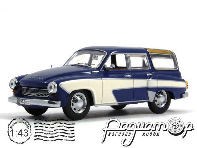 Wartburg 311 Camping 4-Doors (1960) IST056 (PV)