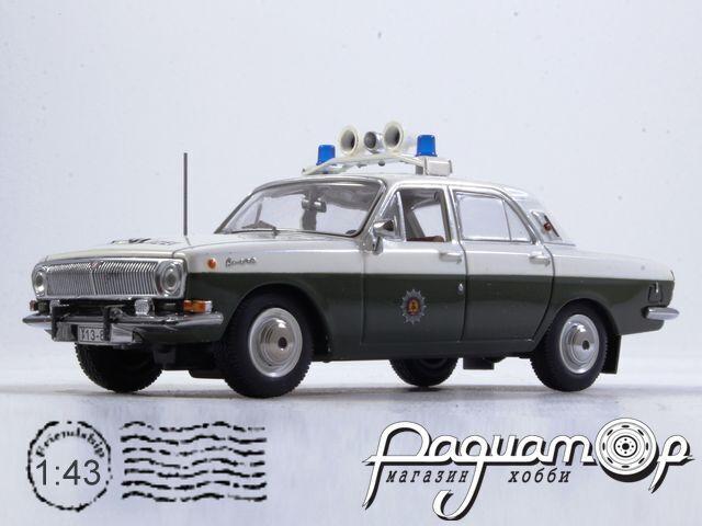 Gaz Volga M24 Volkspolizei (1969) IST041