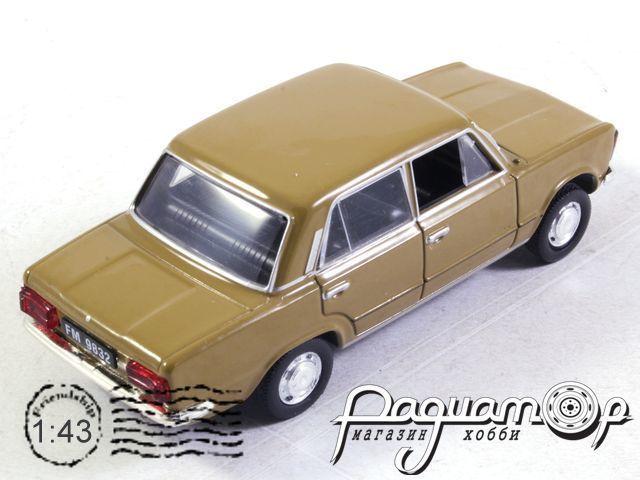 Kultowe Auta PRL-u №120, Polski Fiat 125P mr75 (1975)