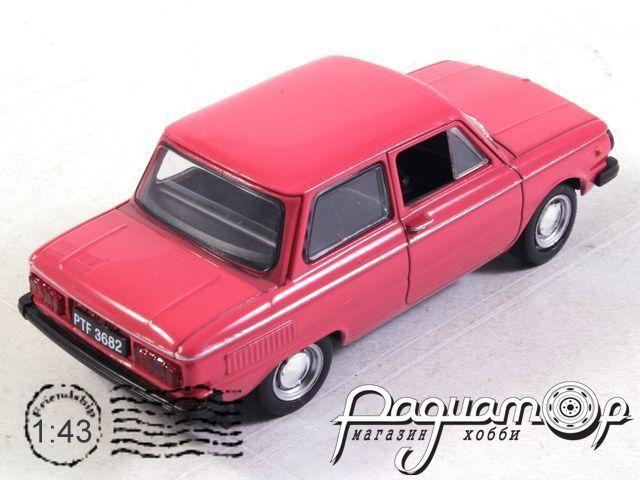 Kultowe Auta PRL-u №122, ЗАЗ-968М «Запорожец» (1973)