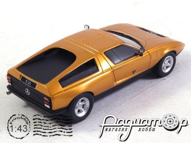 Mercedes-Benz C111-I (1969) 43195