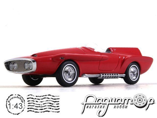 Plymouth XNR (1960) 43900