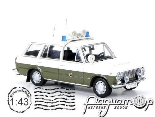 Lada 1200 (ВАЗ-2102) Volkspolizei (1975) ССС057