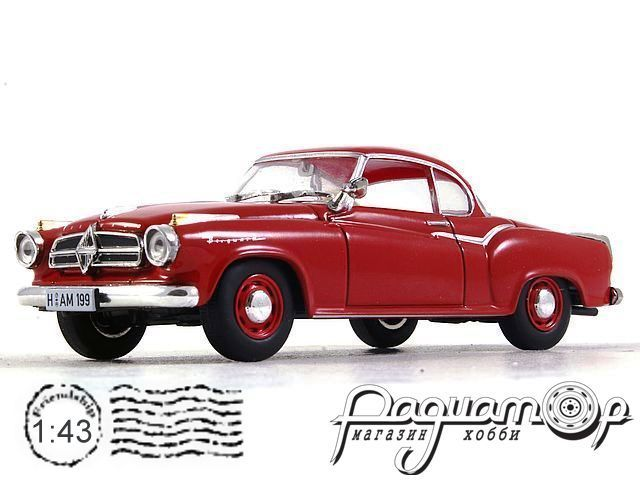 Borgward Isabella Coupe (1957) 77736