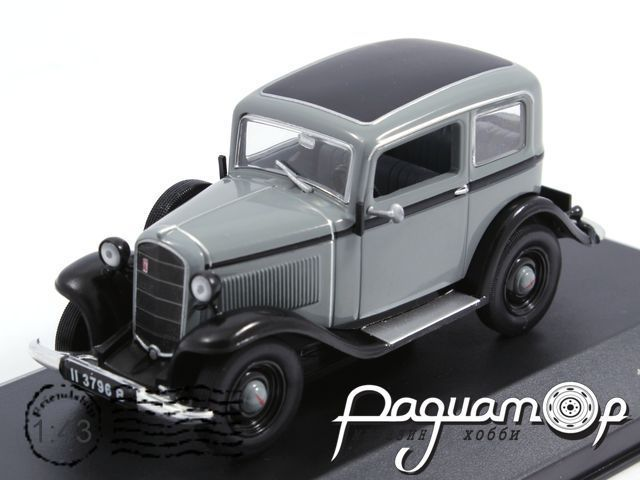 Opel P4 Limousine (1935) 183534 (NK)