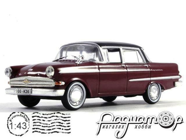 Opel Kapitan P2.6 (1958) 183536MH