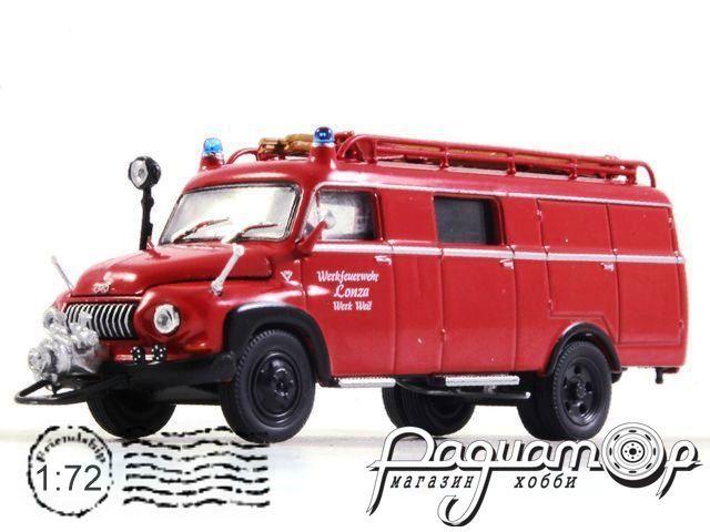 Ford FK2500 LF8 (1960) FW09
