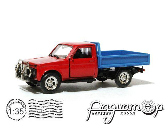 ВАЗ-2302 ФВК «Бизон» (1993) 43280