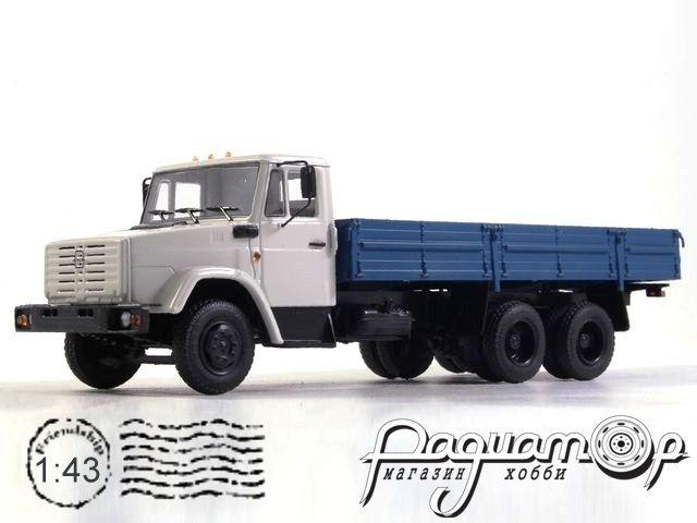 ЗИЛ-133Г40 длиннобазный бортовой (1986) 101906