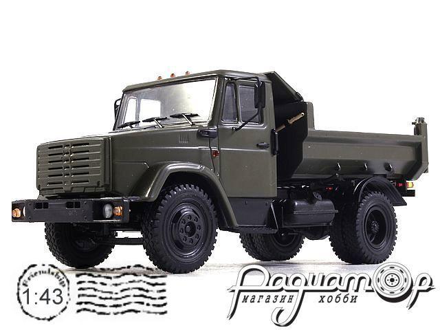 ЗиЛ-ММЗ-45085 самосвал (1986) 101920
