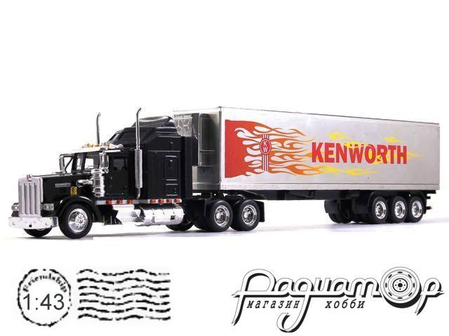 Kenworth W900с полуприцепом(1986) (B)