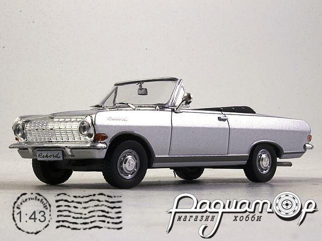 Opel Rekord A Cabriolet (1963) OP122