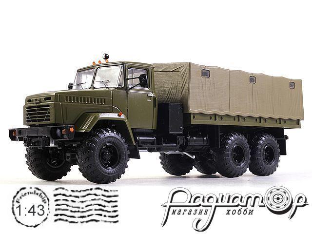 КРАЗ-260 бортовой (поздний) (1981) SSM1324