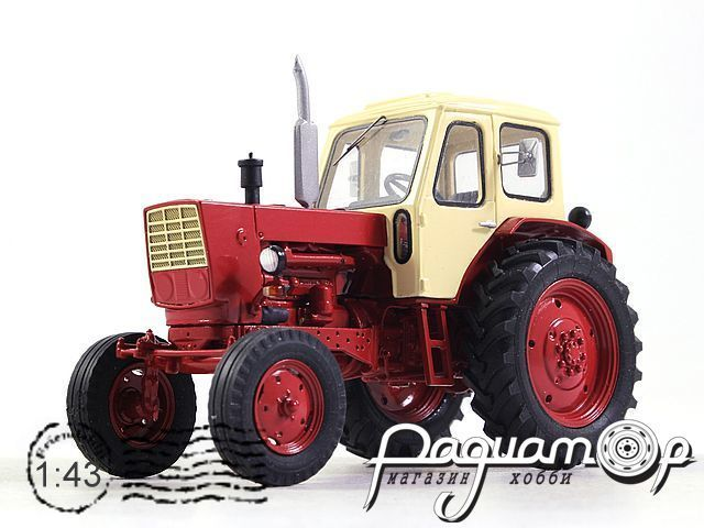 Трактор ЮМЗ-6АЛ (1980) BR002-R
