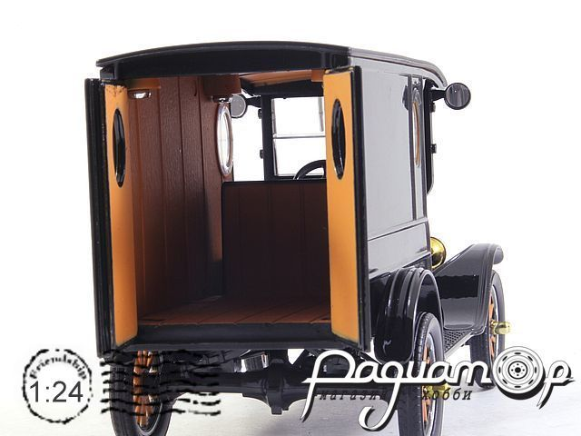 Ford Model T Paddy Wagon (1925) 79316-D