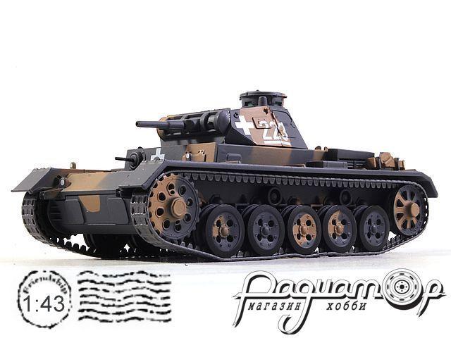 Pz.Kpfw. III Aust.A (Sd.kfz 141) (1939) 915445