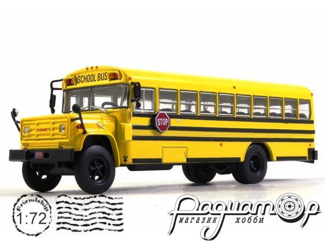 GMC B-series School Bus (1979) 7163138