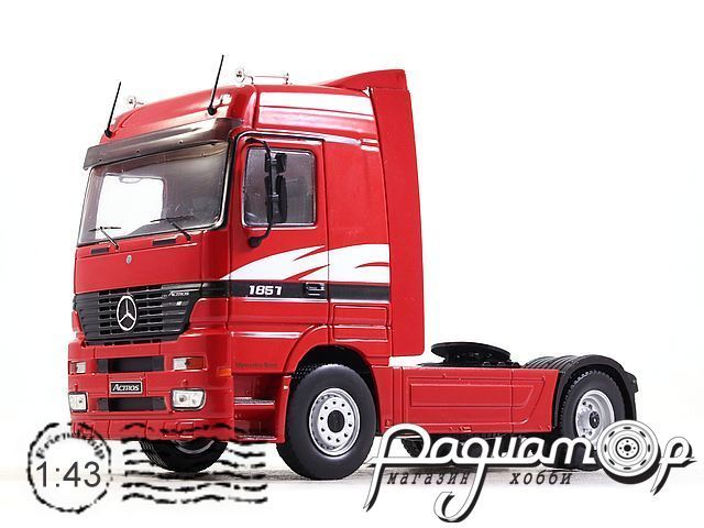 Mercedes-Benz Actros Serie 1 (1995) TR021