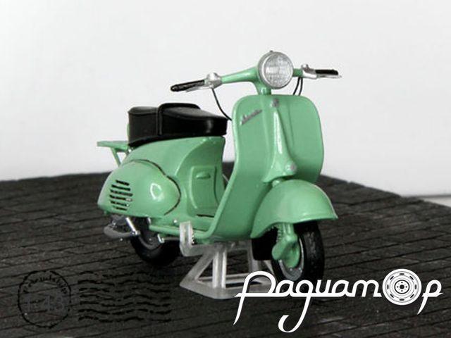 Вятка ВП-150 мотороллер (1957) vp150-10