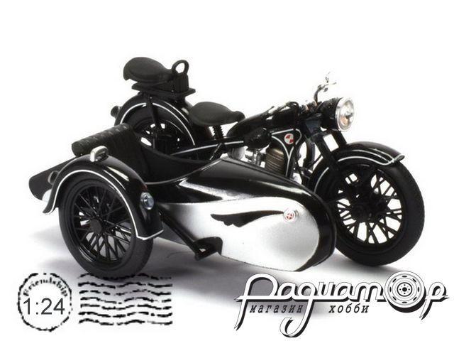 Мотоцикл EMW (BMW) R35/3 Gespann с коляской (1955) 7168107