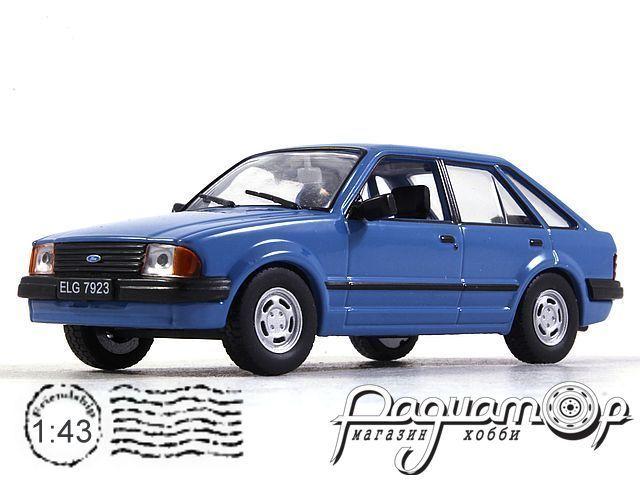 Kultowe Auta PRL-u №188, Ford Escort MKIII (1980)