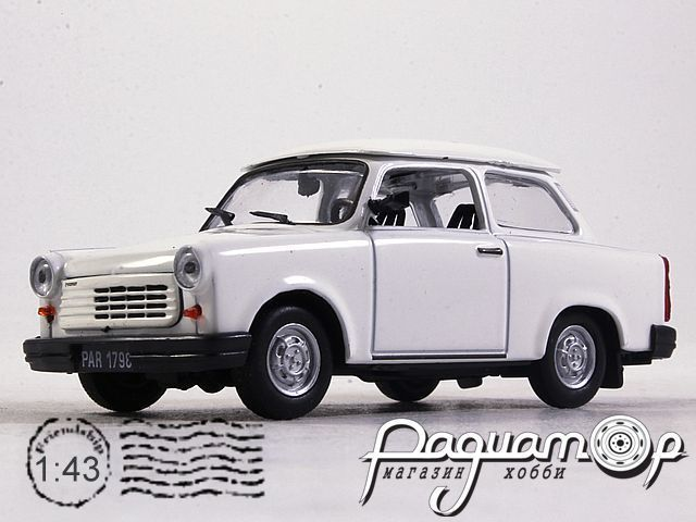 Retroautok №144, Trabant 1.1 Limousine (1990)