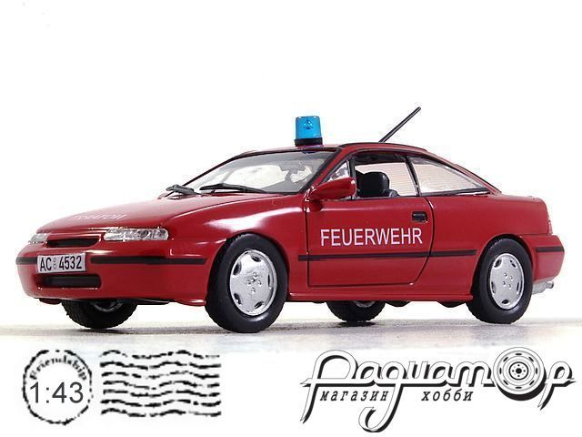 Opel Calibra Feuerwehr (1991) OP87
