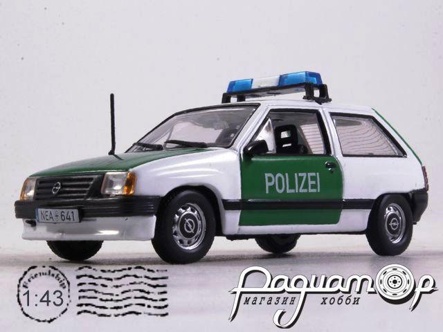 Opel Corsa A Polizei (1982) OP93
