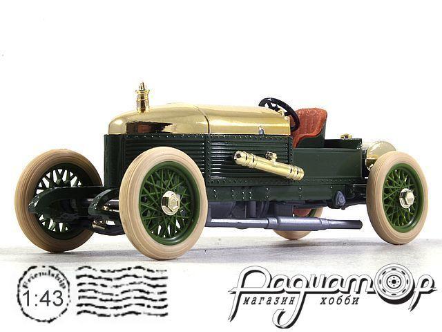 Napier 6 Record velocita 168.331Km/h (1905) R116