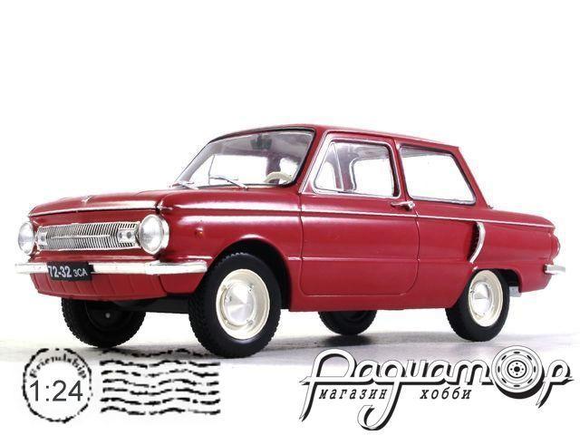 Легендарные советские автомобили №11, ЗАЗ-966 «Запорожец» (1967)