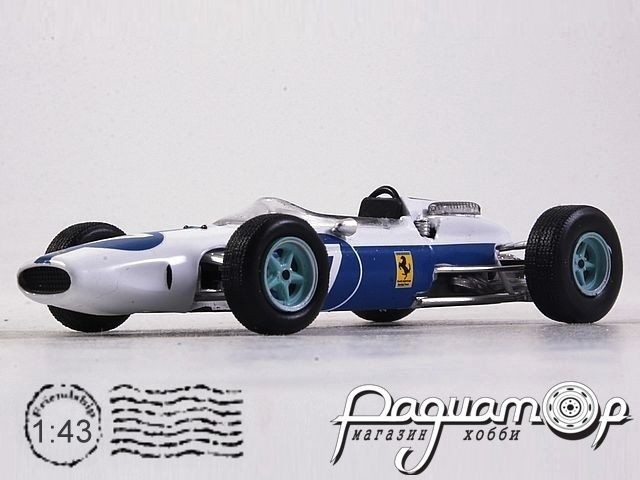 Ferrari 158 №7 World Champion Formula 1, John Surtees (1964) 7174008
