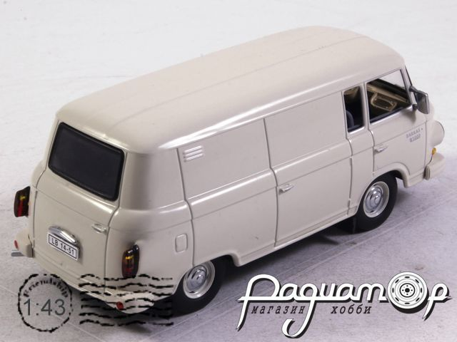 Barkas B 1000 Van (1956) ISТ003 (B)