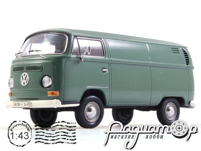 VolkswagenТ2аTransporter Kastenwagen (1967) 03211 (B)