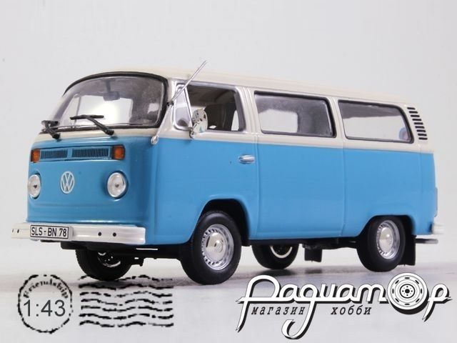 VolkswagenТ2 Transporter Bus (1972) 400053001 (B)