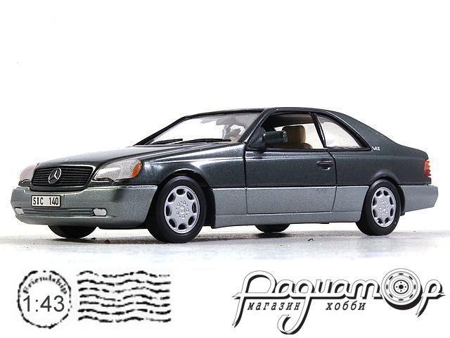 Mercedes-Benz 600 SEK Coupe (1996) 32601 (B)