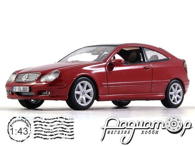 Mercedes-Benz C-Class Sport Coupe Evolution (2001) B66961947 (B)